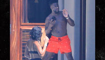 Kevin and Eniko Hart Show Off Hard Bods in Mexico