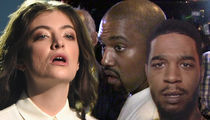 Kanye West Has 13 Year History with Set Designer Lorde Accuses Him of Stealing From