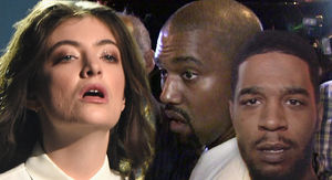 Lorde Accuses Kid Cudi, Kanye West of Stealing Floating Glass Box Stage