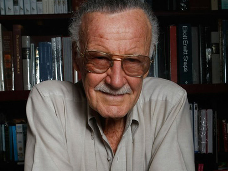 Stan Lee has died RIP
