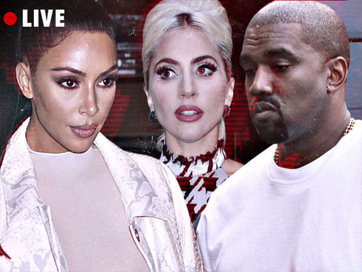 TMZ Live Lady Gaga Speaks To Wildfire Victims