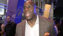 Magic Johnson Pumps Brakes On Lakers Hype After Win, 'It's Still Early'