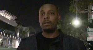 Paul Pierce Evacuates Calabasas Home During…