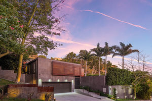 Alex Rodriguez's Hollywood Hills House