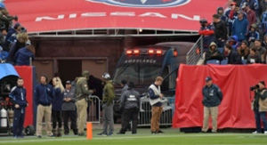 Fan In Critical Condition After Falling During Patriots-Titans Game