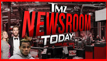 TMZ Newsroom: Surveillance Video Captures Gunmen Firing During Tekashi69 Music Video Shoot