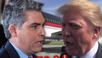 CNN Sues President Trump for Pulling Jim Acosta's White House Press Pass