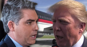 CNN Sues President Trump for Pulling Jim Acosta's White House Press Pass