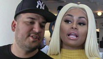 Rob Kardashian Played Blac Chyna in Child Support War ... Or Did He?