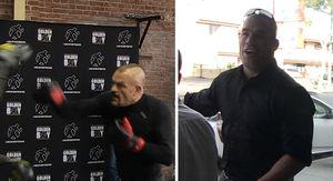 Tito Ortiz Roasts Chuck Liddell After Mitts Sesh, 'Sh*t Looks Like Junk'