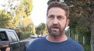 Gerard Butler Explains Devastation of Losing Home in California Wildfires