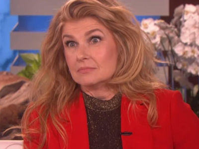 Why Ellen CALLED OUT 'Liar' Connie Britton for Being Totally Two-Faced on Her Show