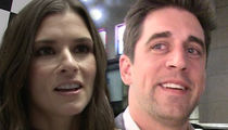 Danica Patrick Says Aaron Rodgers Initially Hit On Her Using 'Dumb and Dumber' Lines