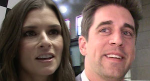 Danica Patrick Says Aaron Rodgers Initially Hit…