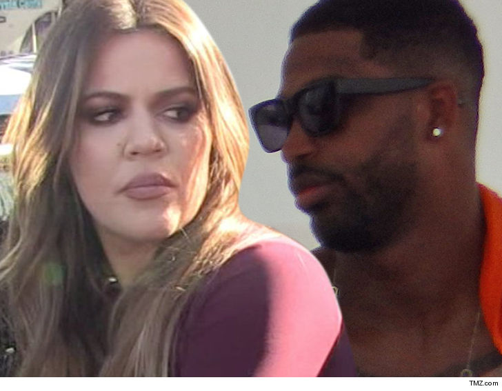 Khloe Kardashian and Tristan Thompson are gonna be spending Thanksgiving together.