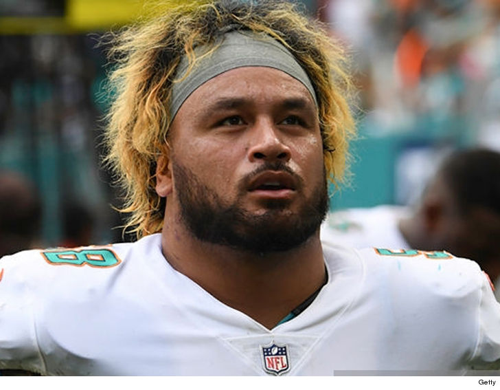 NFL's Rey Maualuga Gets Anger Management In Nightclub Battery Case