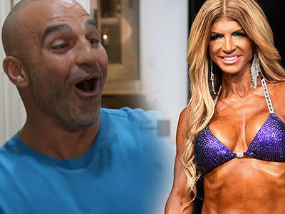 'RHONJ' Recap: Teresa Giudice Gets CHEWED OUT By Fitness Coach -- THEN By Brother Joe!