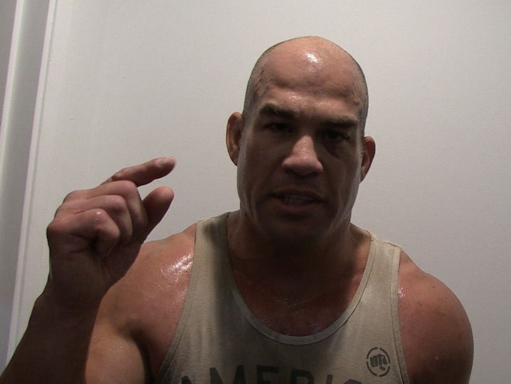 Tito Ortiz Wants To Visit Donald Trump In White House After Beating Up Chuck Liddell