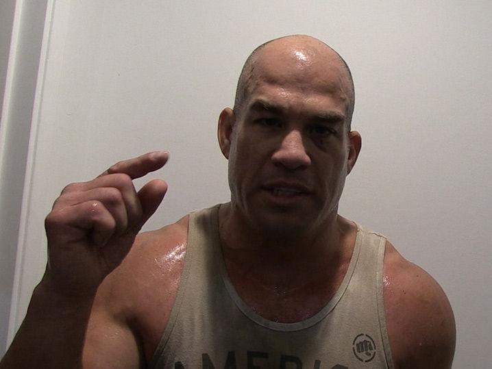 Tito Ortiz I Wanna Visit Trump ... After Beating Up Liddell
