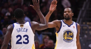 NBA Rumors: Draymond Green, Kevin Durant Altercation Continued After Warriors' Loss