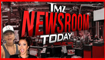 TMZ Newsroom: Cardi B Twerking at Big Pandora Event in NYC