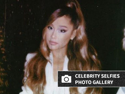 Ariana Grande DITCHES Famous Ponytail -- Wait'll You See SHORT New 'Do!