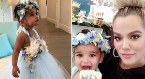 Kim, Khloe and Kourtney Kardashian Go All Out for Dream's 2nd Birthday Bash
