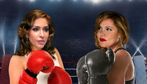 'Teen Mom' Star Kailyn Lowry Challenges Farrah Abraham to Boxing Match