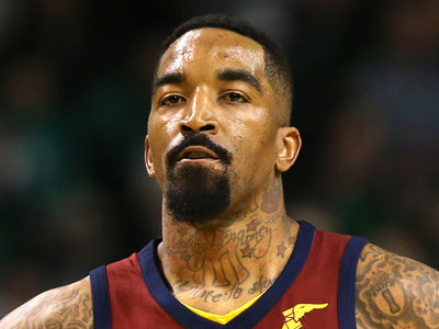 J.R. Smith Strikes Deal In Phone Throwing Case, Ordered To Buy Fan New Cell