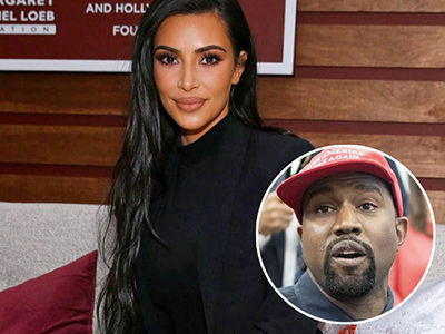 Kim Had to 'EDUCATE' Kanye on Politics & Says He's 'THE WORST Communicator'