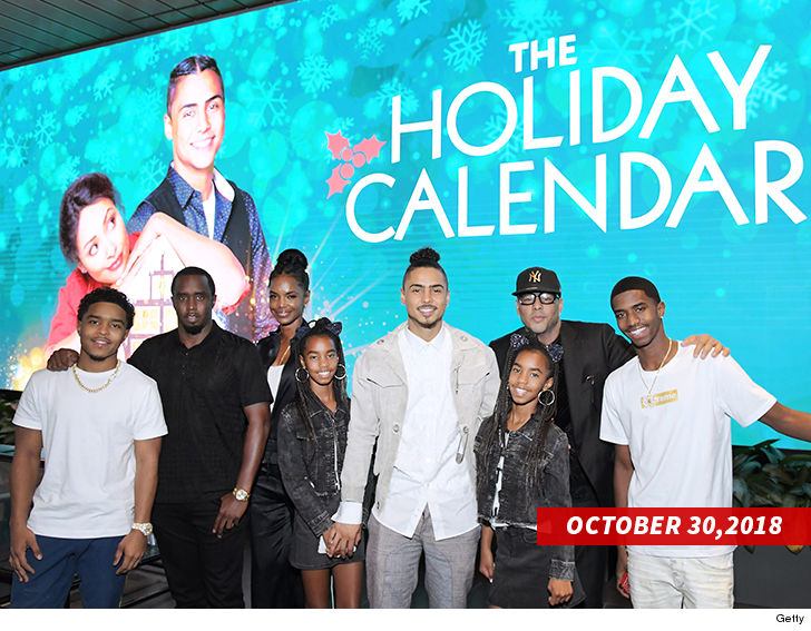Diddy's Ex-Girlfriend, Mother of His Kids, Kim Porter Dead