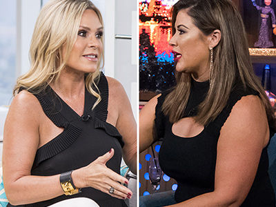 Tamra Judge & Emily Simpson Get NASTY on Twitter -- See What Sparked the 'RHOC' WAR!