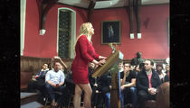 Stormy Daniels Visits Oxford University to Talk Porn