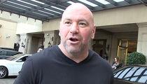 Dana White Tells Mayweather If He Wants $150 Mil, He's Gotta Fight Khabib In The UFC