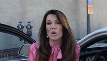 Lisa Vanderpump Is Not Quitting 'RHOBH' Yet ... Stop the Rumors!