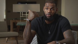 LeBron James Reflects on Trayvon Martin Death, 'I Thought About My Sons'