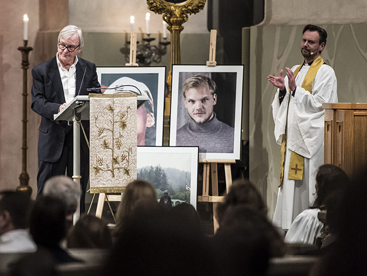 Avicii Fans and Family Come Together for Memorial in Sweden