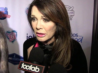 Lisa Vanderpump Addresses 'RHOBH' Exit After Husband Says 'SHE'S LEAVING!'