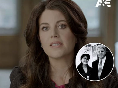 Monica Lewinsky Reveals 'Silly Thing' She Did to Catch Bill Clinton's Attention