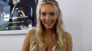 Rob Gronkowski's GF Camille Kostek, Gronk Helped Me Get This Smokin' Hot Bod!