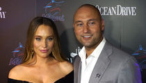 Derek Jeter Parties In Miami After Unveiling New Marlins Logo
