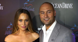 Derek Jeter Parties In Miami After Unveiling New…