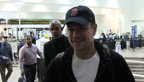 Matt Damon Congratulates Mookie Betts, MVP Well Deserved!