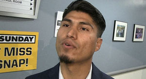 Mikey Garcia Says His Fight With Errol Spence…