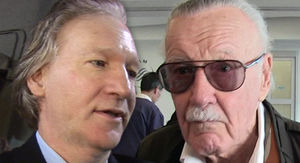 Bill Maher Trashes Stan Lee, He Made Adults Stupid and Is Responsible for Trump