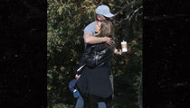 Fergie and Josh Duhamel Share Warm Embrace Despite Separation