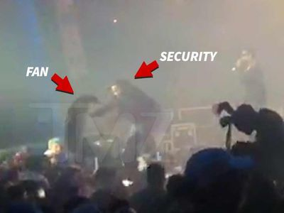 Gucci Mane Security Violently Hurls Stage-Jumping Fan into Crowd During Concert