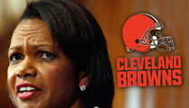 Condoleezza Rice Says She's Not Ready to Coach the Browns