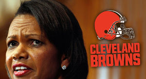 Condoleezza Rice Says She's Not Ready to Coach the Cleveland Browns