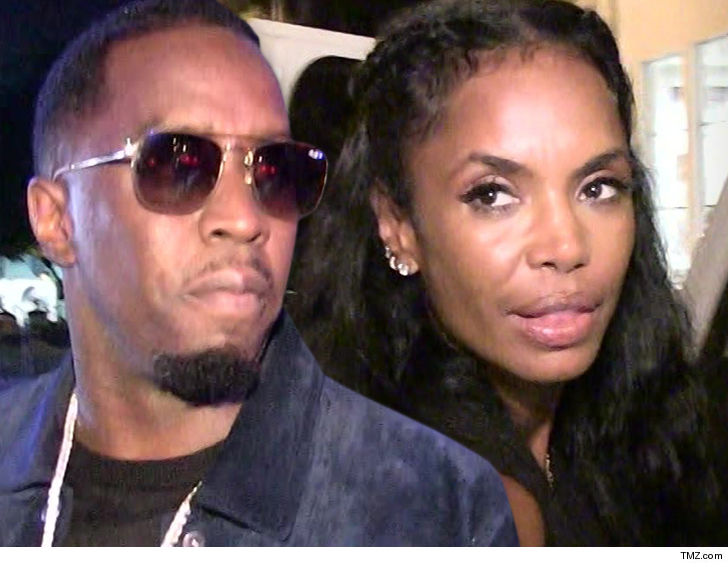 Diddy breaks silence over ex Kim Porter's death with emotional tribute